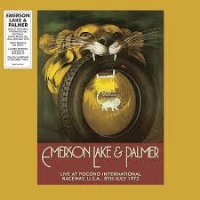 Emerson, Lake & Palmer - Live at Pocono Raceway, USA, 1972 RSD 2019